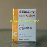 MURAH Strip Kolesterol Auto Check