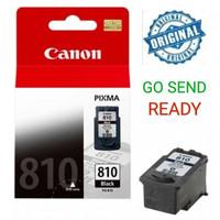 CANON PIXMA PG 810 BLACK CATRIDGE TINTA ORIGINAL PG810 HITAM