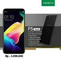 handphone oppo f5 youth ram 3gb internal 32gb garansi resmi oppo