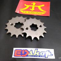 gear 428 Depan TK NINJA150 R RR NINJA 150 RACING GIR GER 428H NOT SSS