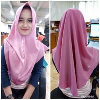 hijab khimar pet simpel