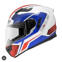 Helm Zeus Z813 AN5 Blue red white