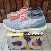 SEPATU ADIDAS ULTRABOOST UNCAGED LIGHT BLUE UNAUTHORIZED AUTHENTIC(UA)