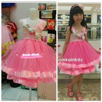 Dress Hello Kitty/Gaun Anak/Gaun Pesta