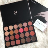 MORPHE 24G GRAND GLAM EYESHADOW PALLETE 24 COLOR