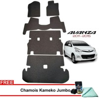 Karpet Avanza - Karpet Mobil All New Avanza - Full Bagasi