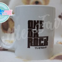 Mug Cangkir one ok rock OOR custom