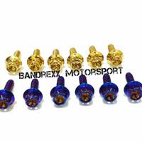 Baut Probolt Hexagonal for Filter Udara Honda Vario 150-Vario 125-PCX