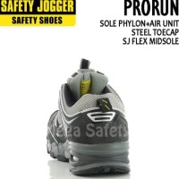 terlaris/ Sepatu Safety Jogger Prorun