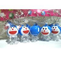TERMURAH! Gantungan Kunci Lampu Doraemon / Mickey Mouse / Hello Kitty
