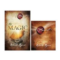 Original Paket 2 Buku The Secret & The Magic Rhonda Byrne