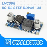 DC-DC Step Down Converter LM2596