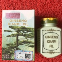 gingseng Kianpi pil wisdom(new)
