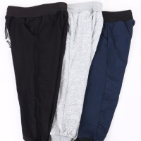 [Paket 4 pcs] Celana Jogger Anak | Umur 4 - 8 tahun | 3 warna