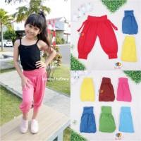 Aladin Polos uk 5-6th / Celana Anak Perempuan Harian Pants Kids Murah - Pilih warna