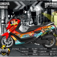Decal Sticker Striping NMAX full body One Piece