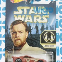 Hot Wheels Scorcher coklat Star Wars Jedi Order Hotwheels Diecast