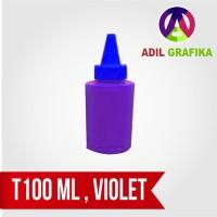 TINTA STEMPEL WARNA - 100 ml