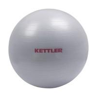 Kettler Gym Ball Peralatan Fitness - Silver [65 cm/134-010] 002002011