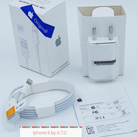 charger carger casan iphone 5 6 7 original 100% batok + kabel data