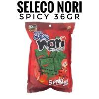 Seleco Nori Seaweed 36gram Bungkus Spicy