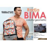 Gabag Radja Bima Diaper Bag 2In1 - Cooler Bag - Ransel - Tas Asi ibu