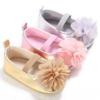 Sepatu prewalker bunga bayi anak perempuan baby shoes princess