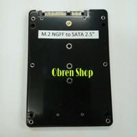 M2 (SSD) to SATA 2,5inch Converter Case