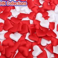 50pcs Heart Shaped Confetti Wedding Decoration