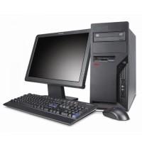 PAKET PC KOMPUTER ADMIN G41 / C2D E8400 / 2GB / 320GB / 16INCH NEW