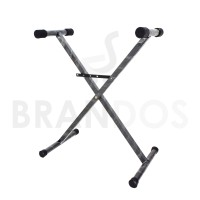 Stand Keyboard X Single Silang