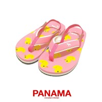 Sandal Panama Baby Duck Pink Special Edition Unisex