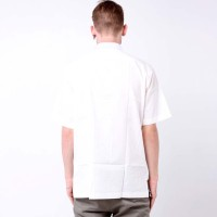 K7852 Kemeja Batik Koko Bordir Simple