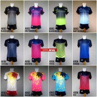Baju Kaos Olahraga Bola Jersey Setelan Futsal Harga Termurah
