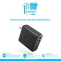 Anker PowerCore Fusion Power Bank 5000mAh Black A1621011