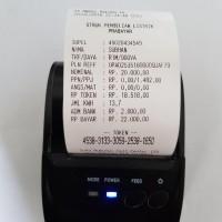 Printer Bluetooth + USB MAXsi Reload TRXKU