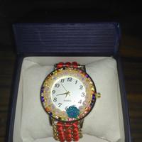 Jam tangan geneva fashion rose