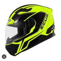Helm Zeus Z813 / ZS813 Fluo Yellow Black