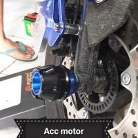 Motor. jalu monel as roda fastbikes pnp xmax nmax aerox vario dll