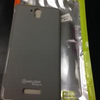 Silikon Jelly Newgene Case Coolpad Fancy Pro E571