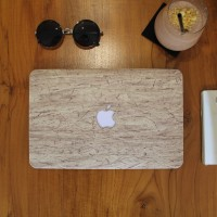Macbook Pro 13 Inch Touchbar Non A1706 A1708 Skin Wood Kayu Case Cover