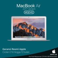 """Macbook Air MQD42 2017 13,3"""" 8GB 256GB SSD"""