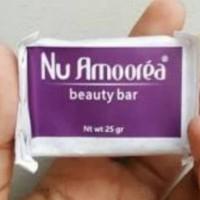 [MURAH BANGET] Sabun Pembersih Kulit & Wajah Nu Amoorea 1 Bar 25 Gram