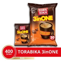 Torabika 3in1 20 Sachet @20 Gr