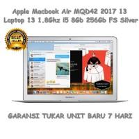 "Apple Macbook Air MQD42 2017 Laptop 13""/1.8Ghz i5/8Gb/256Gb FS Silver"
