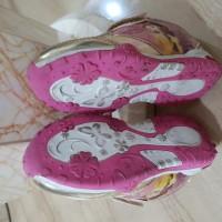 sepatu kets Princess sz USA 8 UK 7 bekas preloved