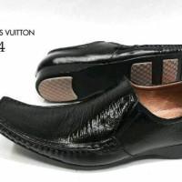 Sepatu Pantofel LV 314 KulitAsli Sepatu Kerja Kantor Pantopel Pria