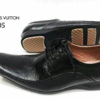 Sepatu Pantofel LV 4005 KulitAsli Sepatu Kerja Kantor Pantopel Pria