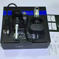 Lampu Led H4 Y19 Korea Chips 50W 8000 Lumens