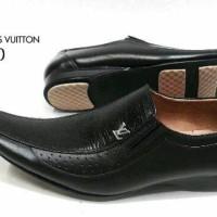 Sepatu Pantofel LV 320 KulitAsli Sepatu Kerja Kantor Pantopel Pria
